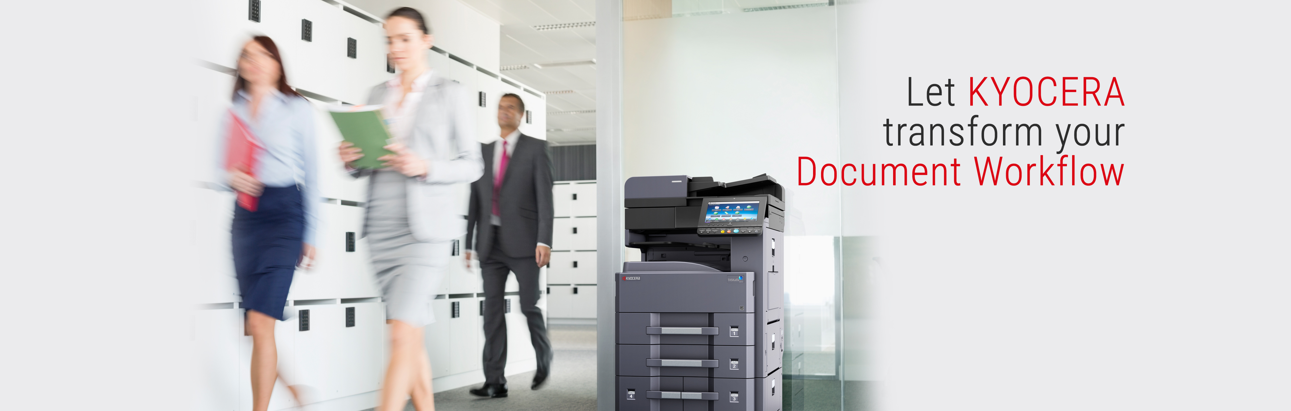 KYOCERA Document Solutions | Document Solutions
